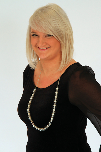 <b>Amy Larrington    -   Style Director  ( Team Leader ) </b> Amy has been part of the Inspire Team since February 2008 and holds NVQ Level 2 and 3 in hairdressing. Amy maintains her high hair skills by attending many training sessions and holds the role of team leader within the salon, and works along side the management.