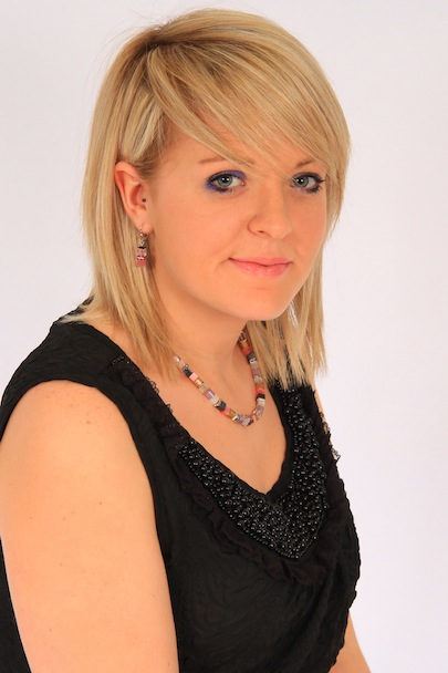 <b>Danielle Hastead      -     Creative Stylist</b> Danielle started at Inspire in 2007 and graduated as a stylist in 2009 to a NVQ Level 2 in hairdressing. Danielle is a talented stylist and enjoys attending all our training sessions.